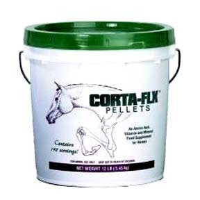 Corta-Flx Pellets for Horses 2.5 Lbs (117A) - Peazz.com