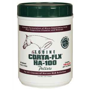 Corta-Flx Ha 100 Pellets 2.5 Lb for Horses (157A) - Peazz.com