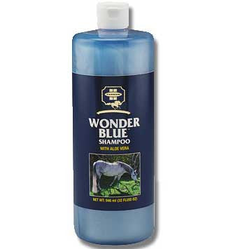 Wonder Blue Shampoo Quart (32502) - Peazz.com