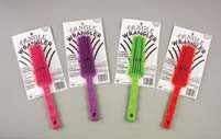 Tangle Wranglers Brush Assorted - 12 Pack (290509) - Peazz.com