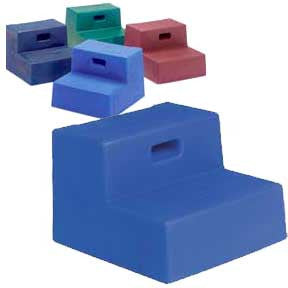 Horse Mounting Step - 2 Step - Blue (009) - Peazz.com