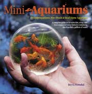 The Mini Aquariums: Desktop Aquariums, Mini - ponds & Small Aquariums - Peazz.com