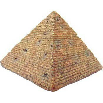 Resin Ornament - Pyramid - Peazz.com