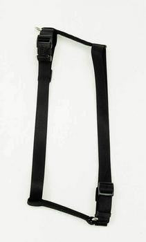 "C Nyl Adjustable Harness 1"" Large - hunter - Peazz.com"