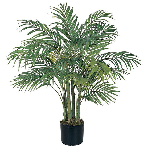 3' Areca Silk Palm Tree - Peazz.com