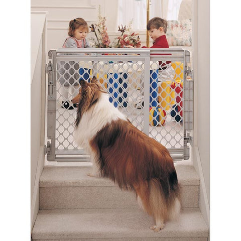North States Walk-Thru Pet Gate NS8679 - Peazz.com