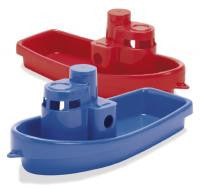 The Original Toy Company 1461 TUG BOAT Stacking Tug Boat - Peazz.com