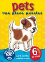 The Original Toy Company 206 PETS Pets Puzzle 206