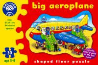 The Original Toy Company 273 BIG AEROPLANE PUZZLE Big Aeroplane