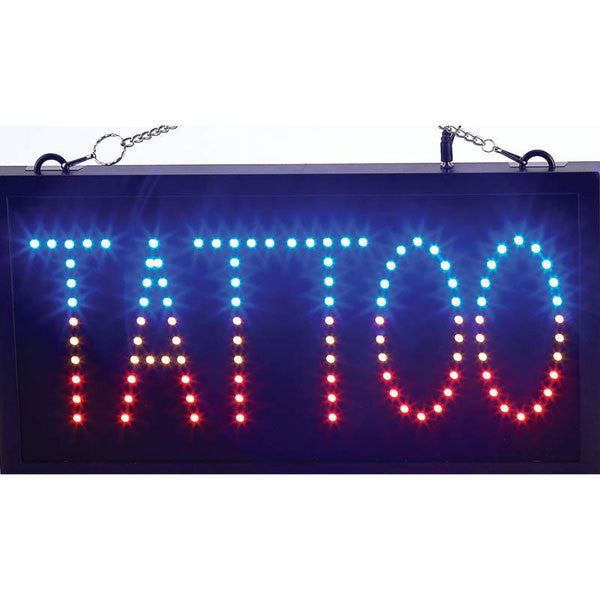 B&F System ELMTAT Mitaki-Japan TATTOO Programmed LED Sign