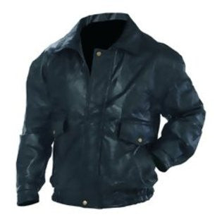 B&F System GFEUCTXL Napoline Roman Rock Design Genuine Leather Jacket - Peazz.com