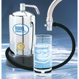 B&F System KT2000 Model 2000 8-Stage Water Filter BNF-KT2000