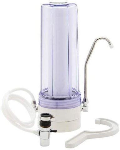 B Amp F System Kt4100 Countertop Single Stage Water Filtration