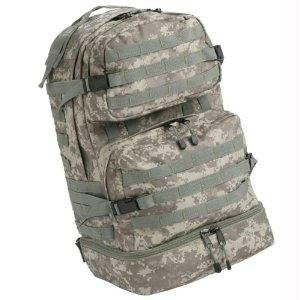 B&F System LUBPADC2 Extreme Pak Digital Camo Water-Repellent Backpack - Peazz.com