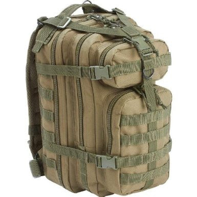 B&F System LUBPADG Extreme Pak 21 Tactical Backpack - Peazz.com