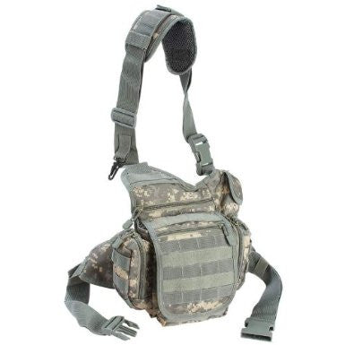 B&F System LUEDCDC Extreme Pak Digital Camo EDC Tactical Bag - Peazz.com