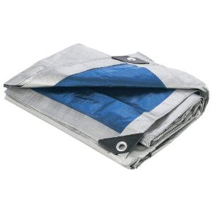 B&F System SPTARP3 Maxam 18 x 24 All-Purpose Tarp - Peazz.com