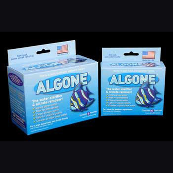 Algone Water Treatment & Nitrate Remover Large - Peazz.com
