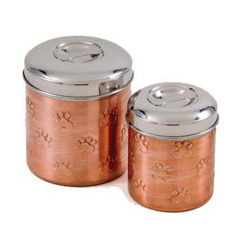 Copper Treat Canister Large - Peazz.com