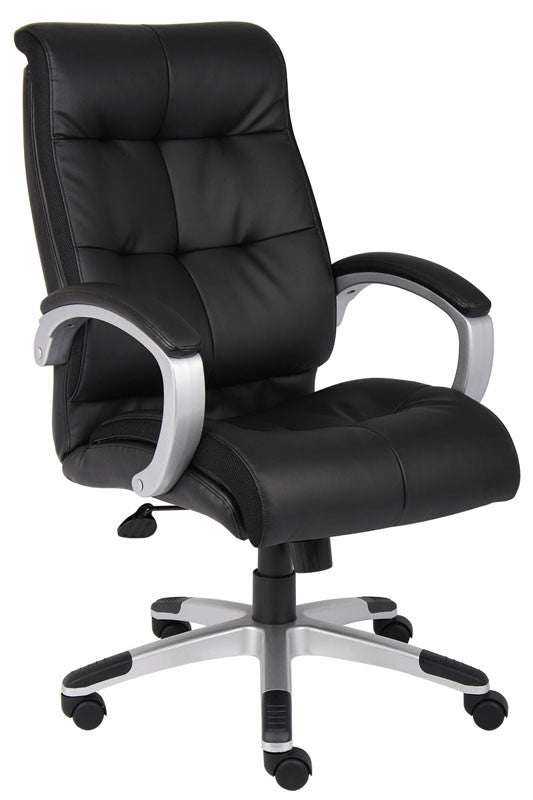 Leather Executive Chair B8771S-BK