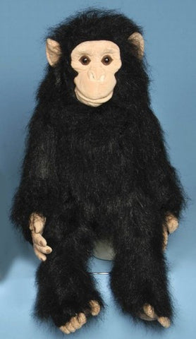 "24"" Full Body Chimpanzee Puppet - Peazz.com - 1"