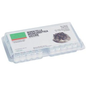 Nobivac Feline-Bb [Bordetella bronchiseptica], 25 Single Dose Vials - Peazz.com