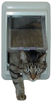 Ideal Electronic e-Cat Door (CKE) - Peazz.com - 1