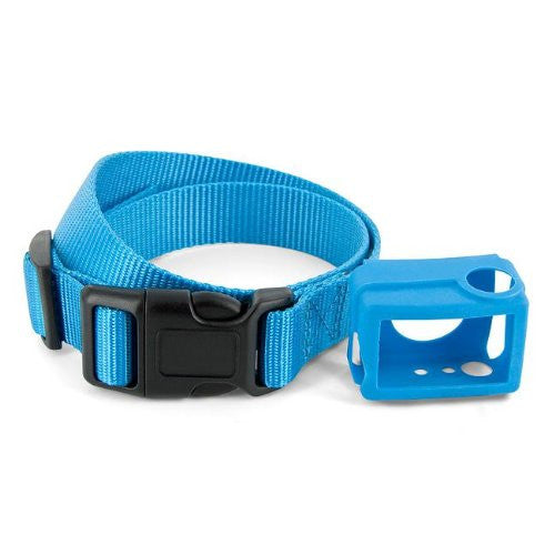 PetSafe PAC00-12728 Big Dog Spray Bark Control Collar Skin Blue