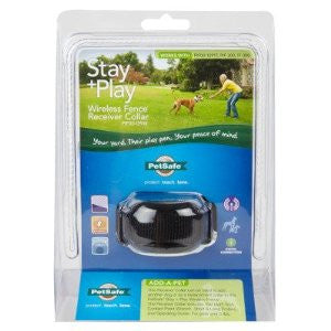 Stay + Play Extra Wireless Receiver - Peazz.com