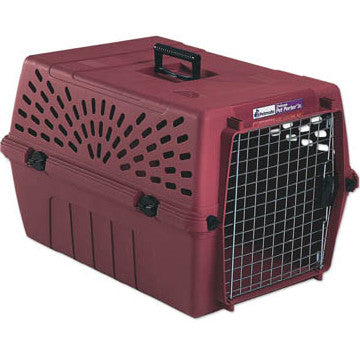Deluxe Pet Porter Jr Large Pomegranate 26 x 18.8 x 16.5 - Peazz.com