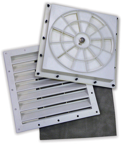 ShelterLogic 11300 Automatic Shelter Vent Kit - Peazz.com