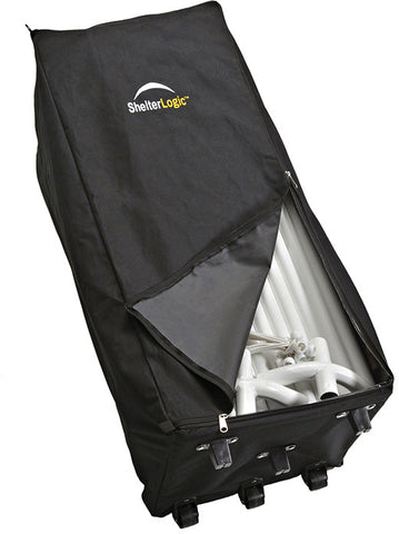 ShelterLogic 15577 Store-IT Canopy Rolling Storage Black Bag - Peazz.com