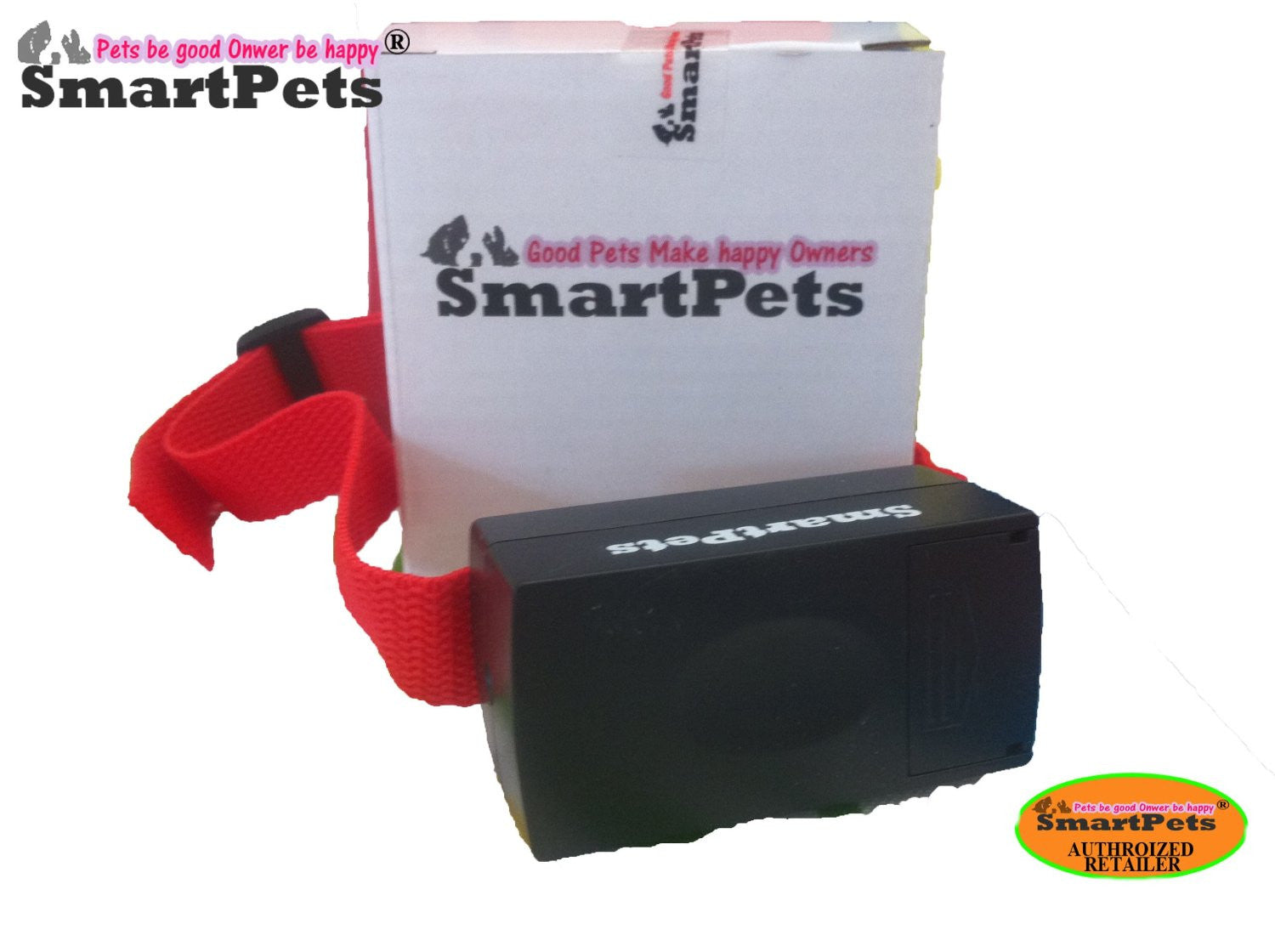 SmartPets SP 606 Anti Bark Shock Training Collar LAV-SP-606