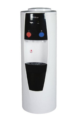 Soleus Air WD1-02-01 DB Free Standing Cool And Hot Water Dispenser - Without Cabinet SOL-WD1-02-01-DB