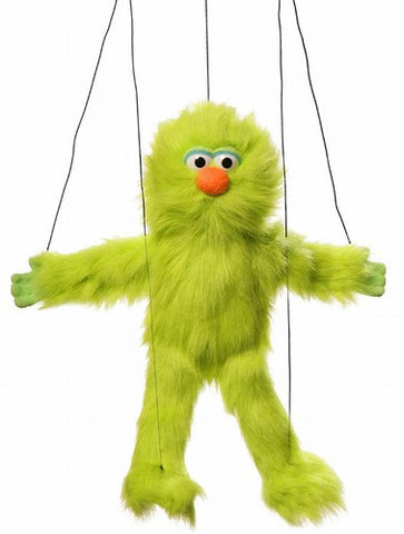 "24"" Monster Marionette Green - Peazz.com"