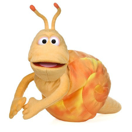 "19"" Silly Snail Puppet - Peazz.com"