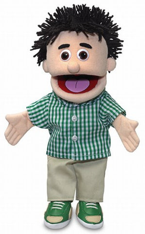 "14"" Kenny Puppet Peach - Peazz.com"