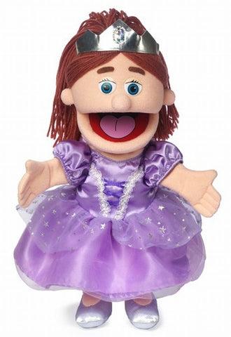 "14"" Princess Puppet - Peazz.com"