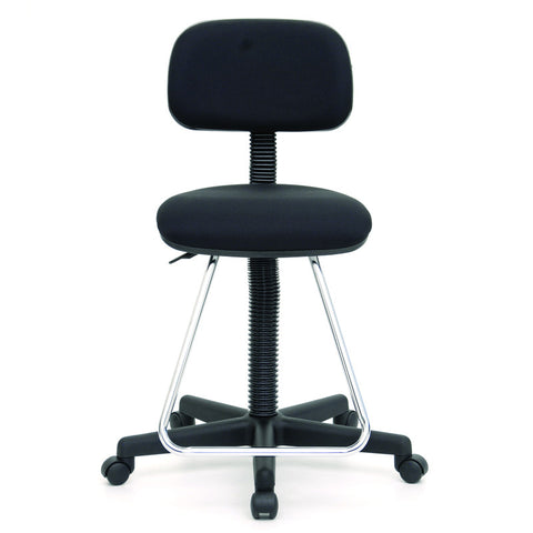Studio Designs 18622 Maxima II Drafting Chair / Black - Peazz.com
