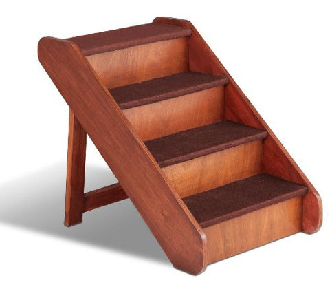 Solvit 62351 Large PupSTEP™ Wood Stairs - Peazz.com