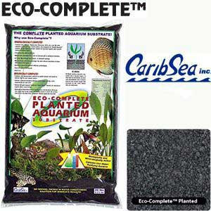 Eco - complete Planted Aquarium Substrate Red 2/cs - Peazz.com