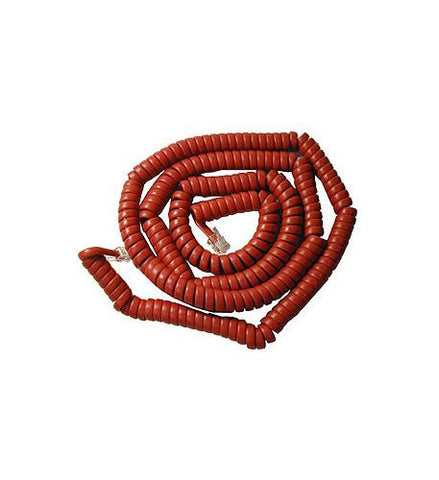 Cablesys 2500RD GCHA444025-FCR / 25' RED Handset Cord - Peazz.com