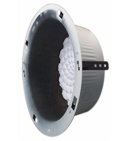 Bogen BG-RE84 Round Recessed Ceiling Speaker Enclosure - Peazz.com