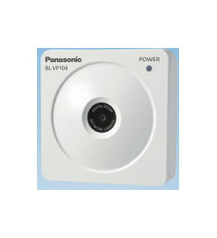 Panasonic Warranty BL-VP104P HD 1,280 x 720 H.264 Network Camera - Peazz.com