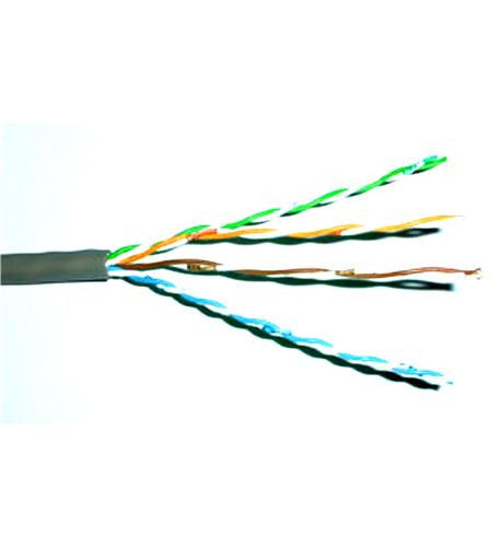 Accessories CAT51000IW8-GR CAT 5E 8 Conductpr - Gray
