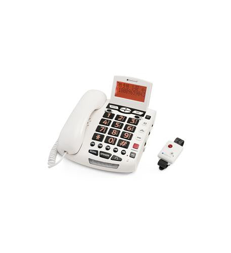 Clear Sounds Cls-csc600er Amplified Sos Alert Phone
