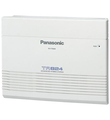Panasonic Business Telephones KX-TA824 CPU Intitial Config 3 x 8 - Peazz.com