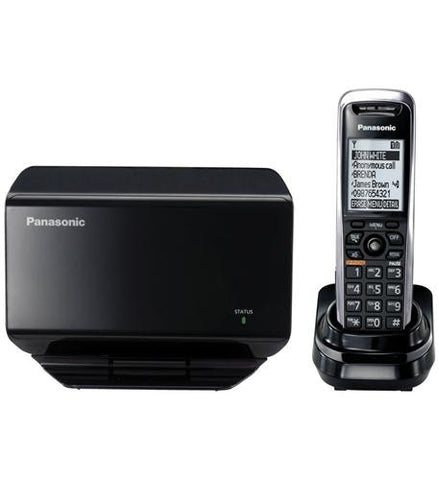 Panasonic Warranty KX-TGP500B04 SIP IP DECT CORDLESS TELEPHONE - Peazz.com