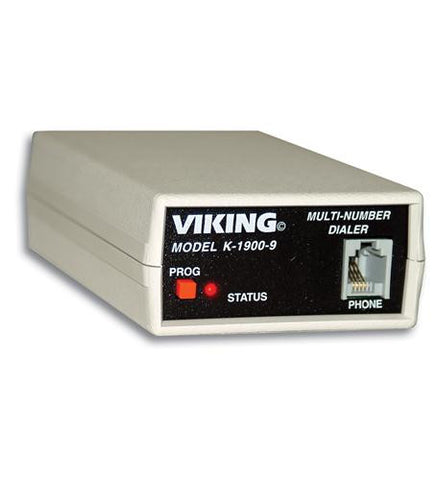 Viking Electronics VK-K-1900-9 AC Power Single or Multi-Numbe - Peazz.com