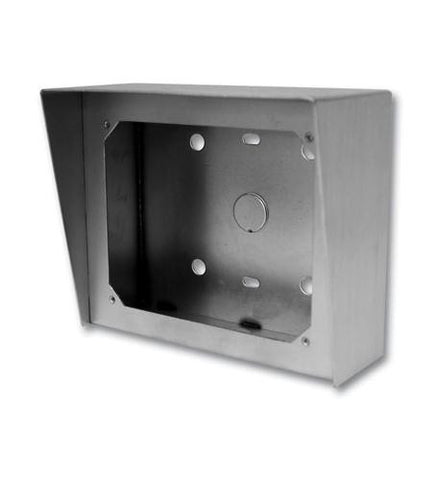 Viking Electronics VK-VE-6X7-SS Stainless Steel Surface Mount Box - Peazz.com